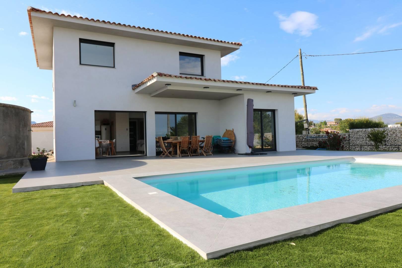 Location Villa Cagnes-sur-Mer
